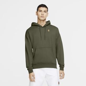 Nike Men's Fleece Tennis Hoodie NikeCourt