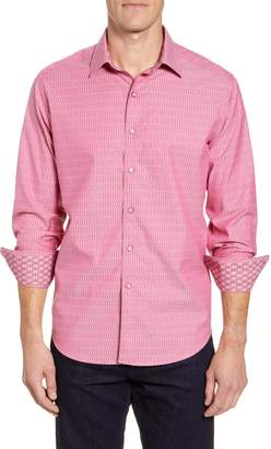 Robert Graham Pico Classic Fit Button-Up Shirt