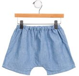 Makie Boys' Linen Shorts