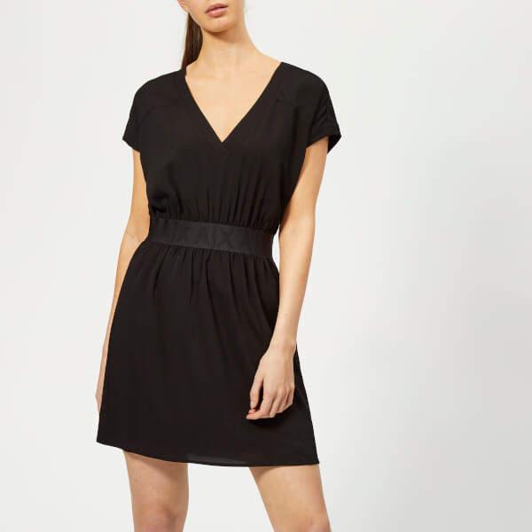 7a0d7d0852 Short Sleeve Fitted Shift Dress - ShopStyle UK