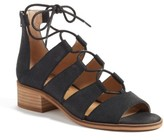Lucky Brand Women's Tazu Lace-Up Sandal