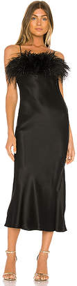 Cinq à Sept Cerise Dress