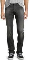 Diesel Tepphar Distressed Denim Jeans, Gray