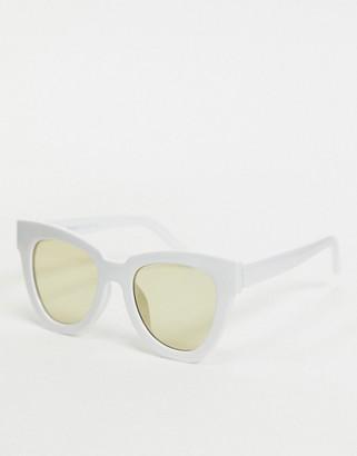 A. J. Morgan AJ Morgan not standard cateye sunglasses