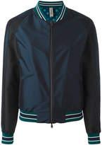Herno plain bomber jacket