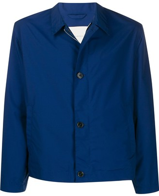MACKINTOSH OBAN Rain System shirt jacket