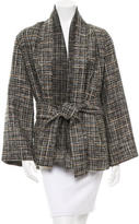 Vivienne Westwood Belted Tweed Jacket