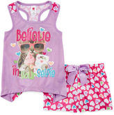 JCPenney Total Girl Tank Top and Shorts Pajama Set - Girls 4-16