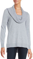 MICHAEL Michael Kors Knit Cowlneck Sweater