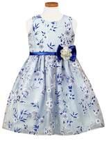Sorbet Floral Sleeveless Dress