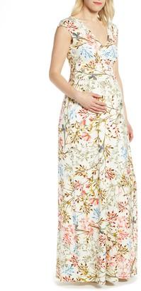 Tiffany Rose Alana Maternity/Nursing Maxi Dress