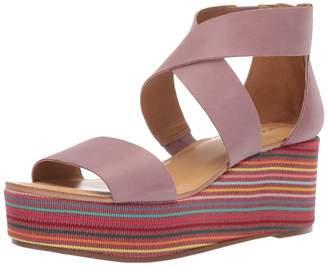 Lucky Brand Women's GWINDOLIN Espadrille Wedge Sandal