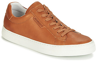 Schmoove SPARK-CLAY men's Shoes (Trainers) in Brown