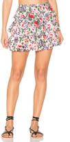 Motel Cassaya Tier Skirt