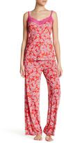 Josie Tank and Pant Pajama Set (2-Piece)