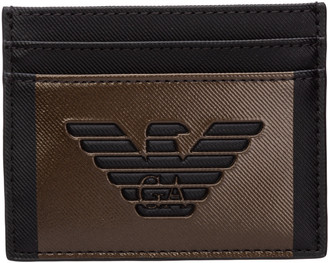 Emporio Armani Italia Team Credit Card Holder
