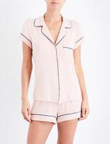 Eberjey Violeta stretch-jersey pyjama set