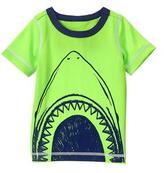 Gymboree Shark Rashguard