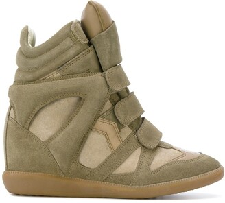 Isabel Marant Bekett high-top sneakers