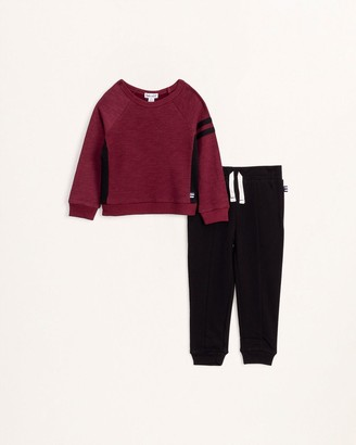 Splendid Toddler Boy Varsity Set