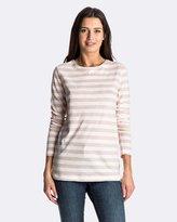 Roxy Womens Zarauz Beat Stripes Long Sleeve T Shirt
