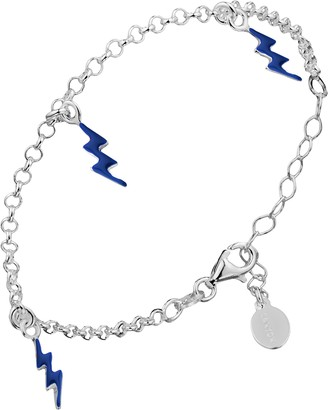 Canyon Women 925 Sterling Silver silver FINENECKLACEBRACELETANKLET