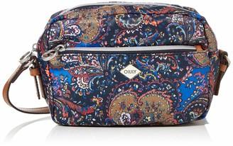 Oilily Shz 2 Women's Picnic Shoulder Bag 7 x 16 x 22 cm Blue Size: One size