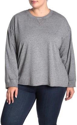 C&C California Ali Salt Wash Pullover (Plus Size)
