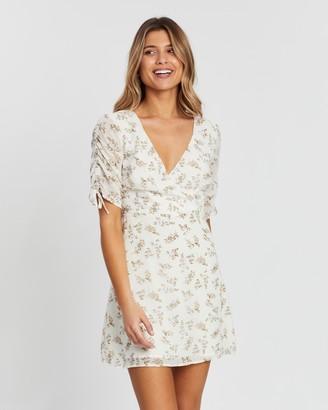 Atmos & Here Sophia Floral Dress