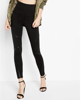 Express High Waisted Ponte Knit Legging