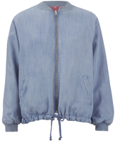 Paul & Joe Sister Women's Cooper Jacket Blue/Coral