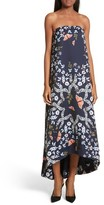Ted Baker Women's Megadon Kyoto Strapless Maxi Dress