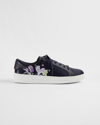 Ted Baker DELYLAN Decadence Satin Trainer