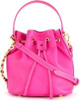 Moschino bucket bag - women - Calf Leather - One Size