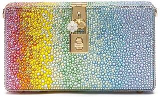 Dolce & Gabbana Rainbow Collection clutch