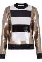 Max Mara Sequined Virgin Wool Sweater