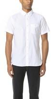 Todd Snyder Short Sleeve Pique Shirt