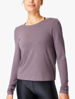 Sweaty Betty Tranquil Long Sleeve Yoga Top