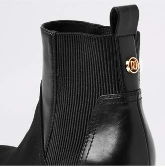 River Island Chunky Ankle Boots - Black