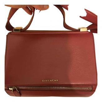 Givenchy Pandora Box Red Leather Handbags