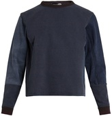 Longjourney Nash cotton long-sleeved sweater