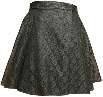 Philosophy di Lorenzo Serafini Black Skirt for Women