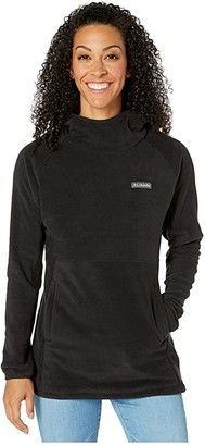 Columbia Basin Trailtm Fleece Pullover (Black) Women's Long Sleeve Pullover