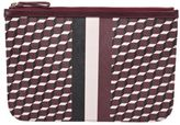 Pierre Hardy Cube Stripe Clutch