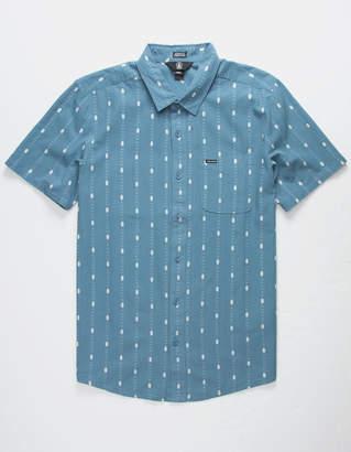 Volcom Bonga Stripe Mens Shirt