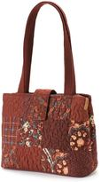 Donna Sharp Lori Quilted Patchwork Tote