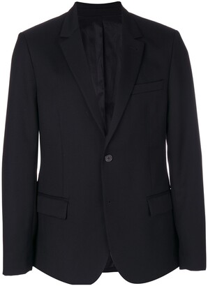 Ami Paris two buttons lined jacket