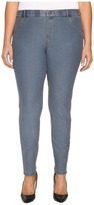 Hue Plus Size Essential Denim Leggings Women's Jeans