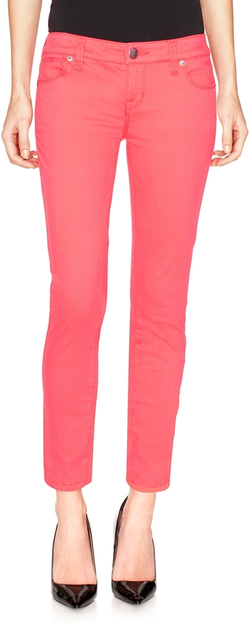 The Limited 678 Zipper Ankle Skinny Jean