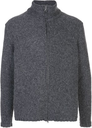Massimo Alba Zip-Up Cardigan